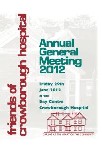 AGM Report 2012