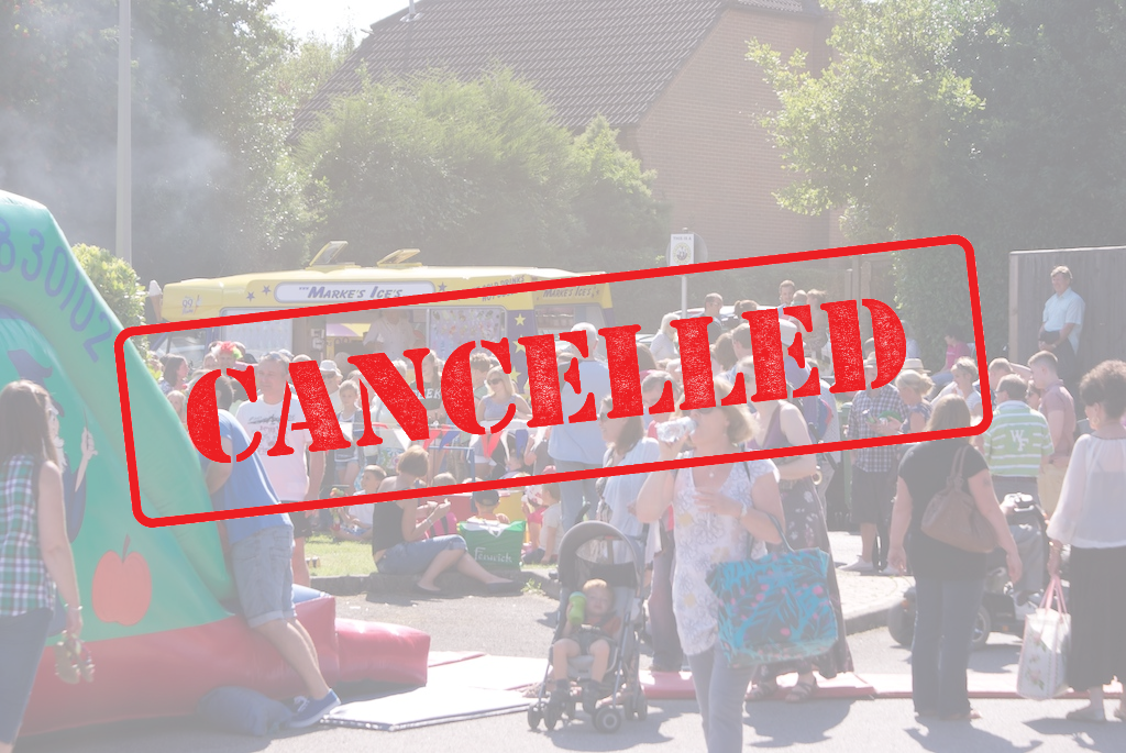 Cancelled Fete